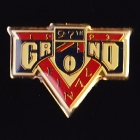 1993 AFL Grand Final Member Pin Badge