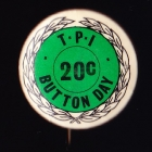 TPI Button Badge 26mm 20c
