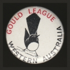 1968 Gould League WA Member Button Badge Pin