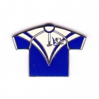 2003 Canterbury Bankstown Bulldogs NRL Front Jersey Pin Badge