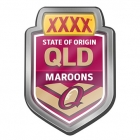 2015 QLD State of Origin LE Pin Badge