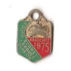 1975 South Sydney Leagues Club Associate Member Badge