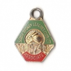 1974 South Sydney Leagues Club Associate Member Badge