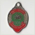 1978 South Sydney Leagues Club Associate Member Badge