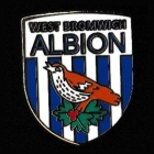 West Bromwich Albion EPL Pin Badge