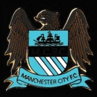 Manchester City EPL Pin Badge