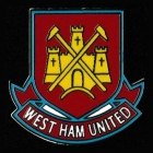 West Ham United EPL Pin Badge