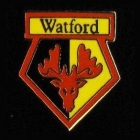 Watford EPL Pin Badge