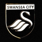 Swansea City EPL Pin Badge