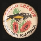 1962 Gould League WA Member Button Badge Pin