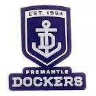 2016 Fremantle Dockers AFL Logo Trofe Pin Badge