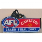 2003 AFL Grand Final Member Pin Badge