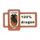 2017 Wests Tigers NRL Logo Trofe Pin Badge