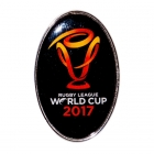 2017 RLWC Logo Trofe Pin Badge