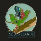 2017 Gould League Victoria Member Badge Pin