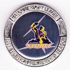 2007 Melbourne Storm NRL Medallion