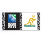 2011 Australia Wallabies RWC Pin Badge
