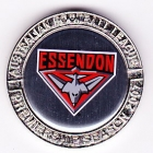 2007 Essendon Bombers AFL Medallion