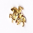 1995 St George Dragons ARL Mascot Bensons Pin Badge
