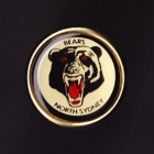 1992 North Sydney Bears NSWRL Billy Tea Pin Badge