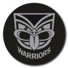 2009 New Zealand Warriors NRL Logo SS Button Badge