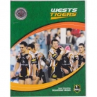 2007 Wests Tigers NRL Stamp and Medallion Pack