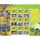 2006 Australia FWC Dream Souvenir Stamp Sheet