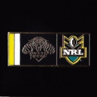 2010 Wests Tigers NRL Away Pin Badge
