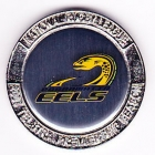 2007 Parramatta Eels NRL Medallion