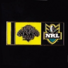 2010 Wests Tigers NRL Home Pin Badge