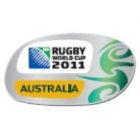 2011 Australia RWC Country Pin Badge