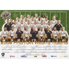 2009 Wests Tigers NRL Team Poster