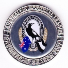 2007 Collingwood Magpies AFL Medallion