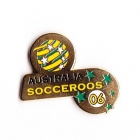 2006 Australia Socceroos FWC Gold Pin Badge