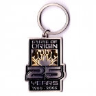 2005 NSW State of Origin 25 Years Keyring Badge