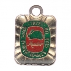 1972 South Sydney Leagues Club Member Badge