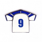 2003 Canterbury Bankstown Bulldogs NRL Jersey Pin Badge No 9