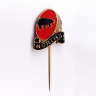 1967 North Sydney Bears NSWRL The Sun Pin Badge
