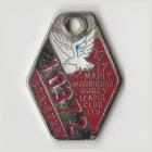 1976-77 Manly Warringah Leagues Club Member Badge