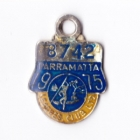 1975 Parramatta Leagues Club Member Badge