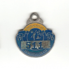 1976 Parramatta Leagues Club Member Badge