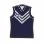 2011 Fremantle Dockers AFL Jersey Trofe Pin Badge