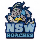 2005 NSW State of Origin Roaches EAB Pin Badge