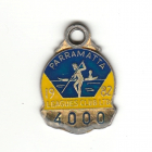 1982 Parramatta Leagues Club Member Badge
