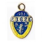 1983 Parramatta Leagues Club Member Badge