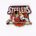 1998 Illawarra Steelers NRL AJ Parkes Pin Badge