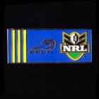 2010 Parramatta Eels NRL Away Pin Badge