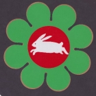 1960s South Sydney Rabbitohs NSWRL Whoops a Daisy Sticker