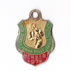 1974 South Sydney Juniors Leagues Club Member Badge