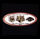 2010 NRL Preliminary Final Dragons v Tigers Pin Badge d